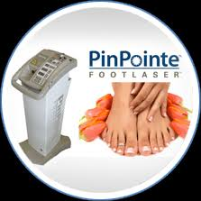 PinPoint FootLaser